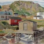 Gillis Port, Newfoundland, Doris McCarhty, 1987