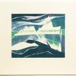 Iceberg Series 2, Doris McCarthy, 1973-2011
