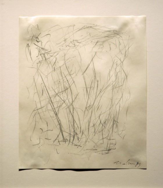 Untitled #3, Guido Molinari, 1989