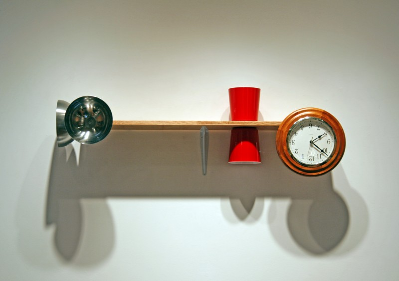 Untitled Assemblage #2, Ted Rettig, 2011