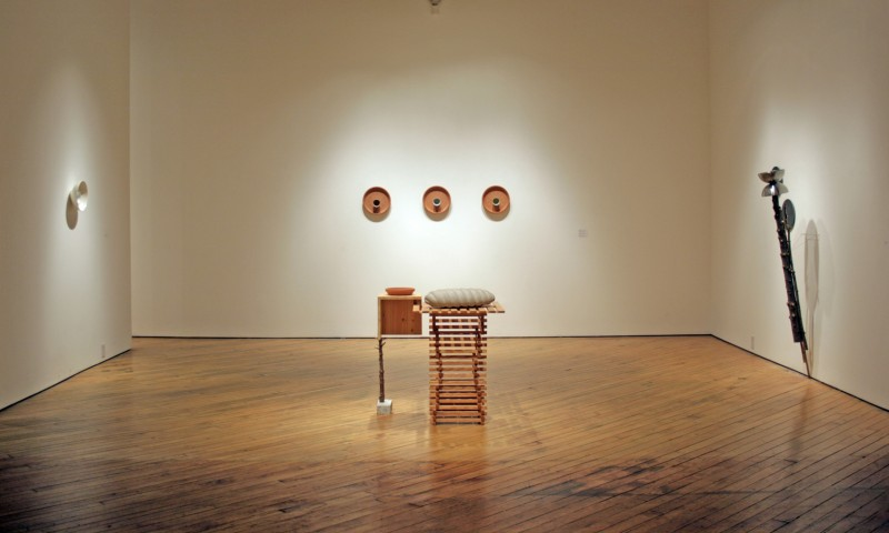 2011 Installation View, Ted Rettig