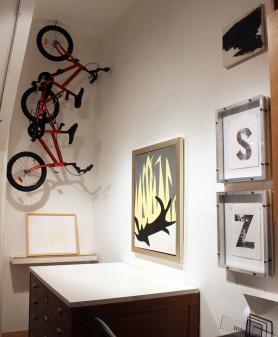 Sixth location, 401 Richmond Studio S27
