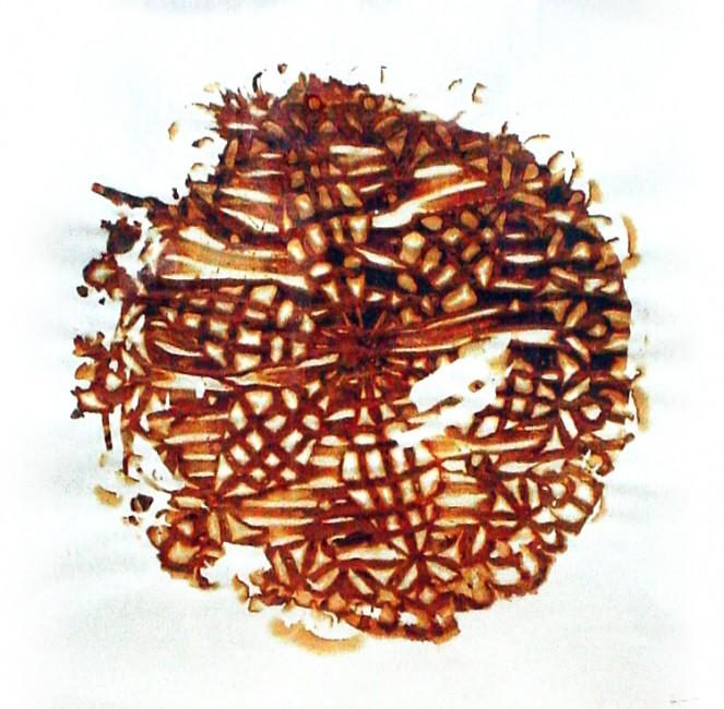 Rust Print, Cal Lane, 2004