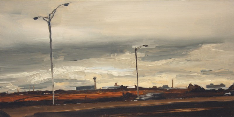 Airport Road, Jacklyn Shoub, 2007