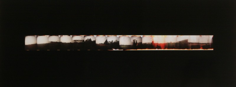 Timescape #4 - Train to Windsor, Sara Angelucci, 2003