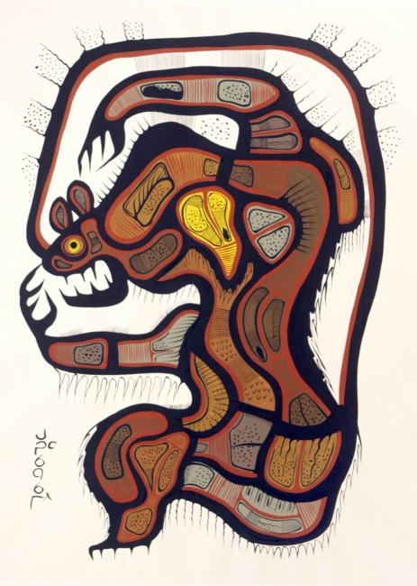 Great Cree Ancestor